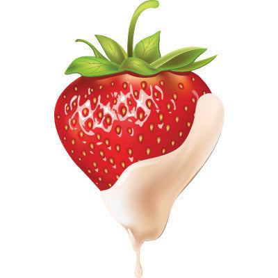 Strawberries and Cream ( e liquid | 100ml )