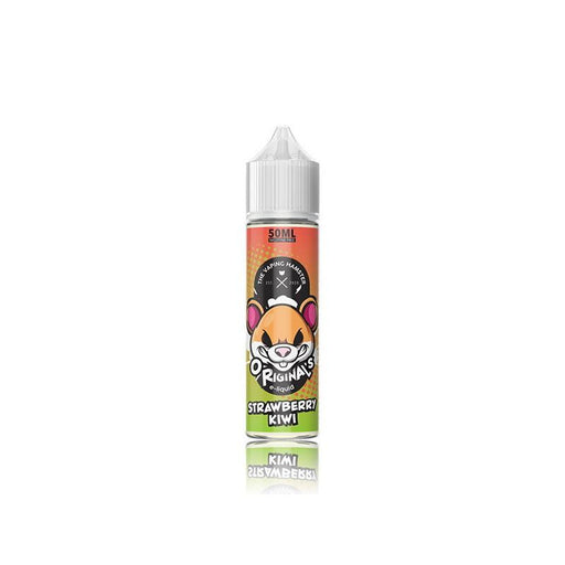 Vaping Hamster - Strawberry Kiwi (50ml Shortfill)