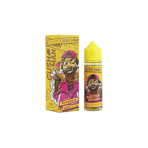 Nasty Juice Cushman Series - Strawberry (50ml Shortfill)