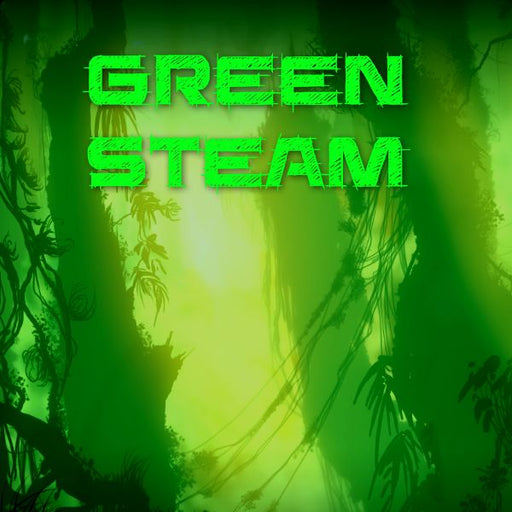 Green Steam (eliquid 100ml | T-Juice)