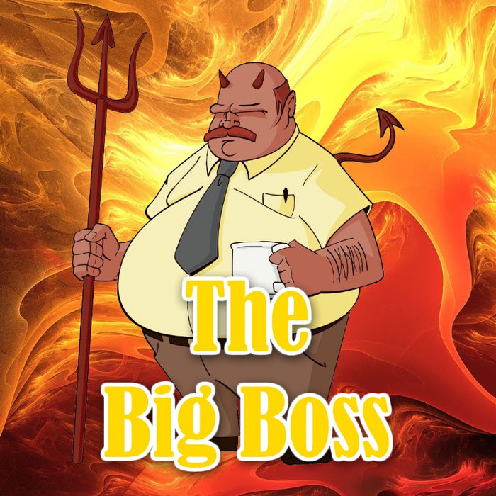 The Big Boss (Boss Reserve) (eliquid | 100ml)