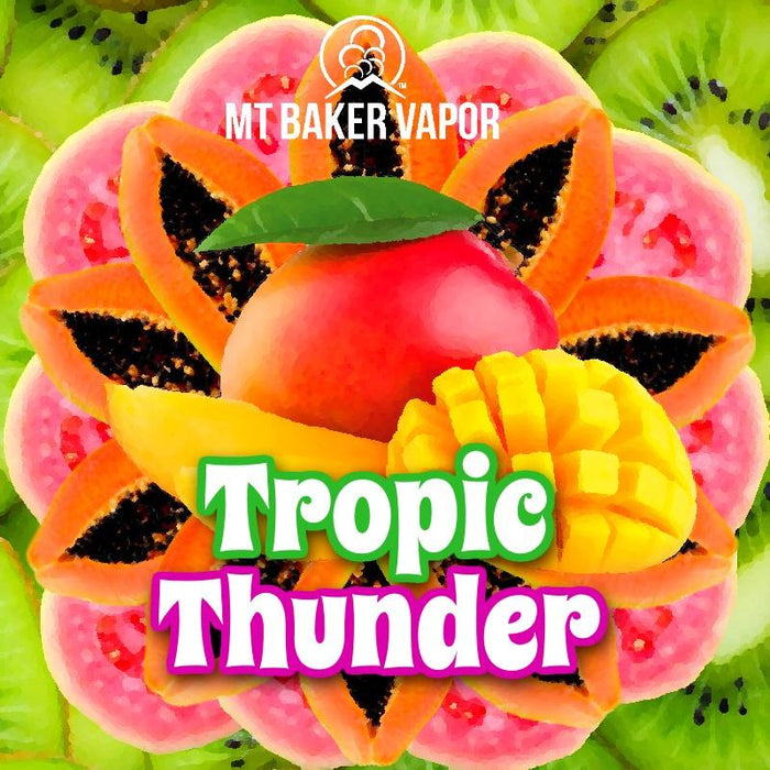 Mt Baker Vapour - Tropic Thunder (100ml eliquid)