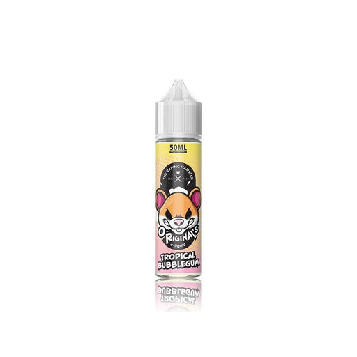 Vaping Hamster - Tropical Bubblegum (50ml Shortfill)