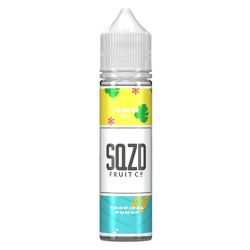 SQZD Fruit Co - Tropical Punch (50ml Shortfill)