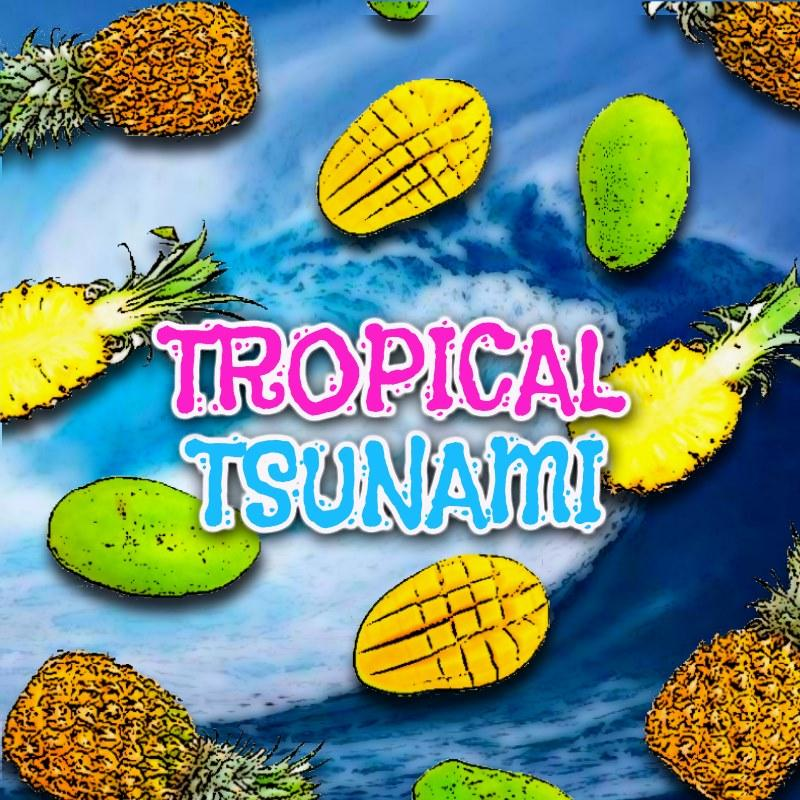 Tropical Tsunami (100ml eliquid)