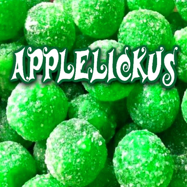 Applelickus (100ml eliquid made from Applelicious )