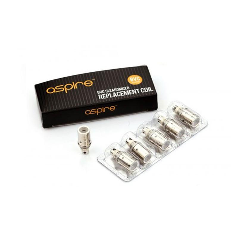 Aspire BVC Coils (5-Pack)