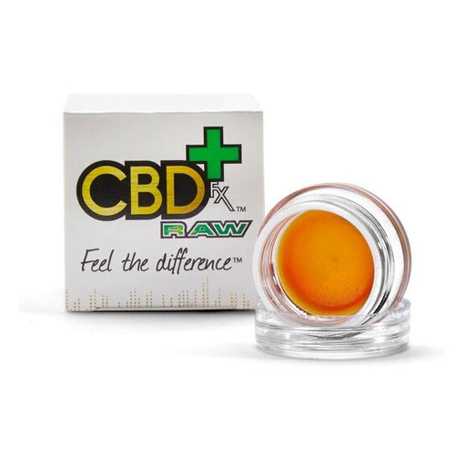 CBDfx Raw Dabs 300mg (1 gram)