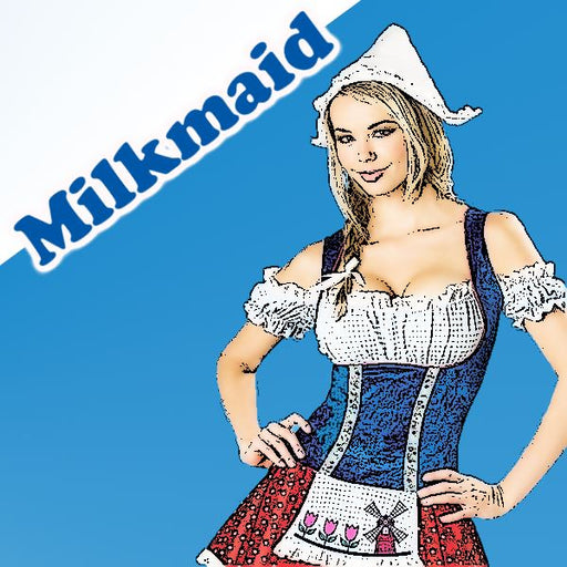 Milkmaid (eliquid | 100ml)