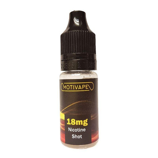 Nicotine Shot 18mg (10ml)
