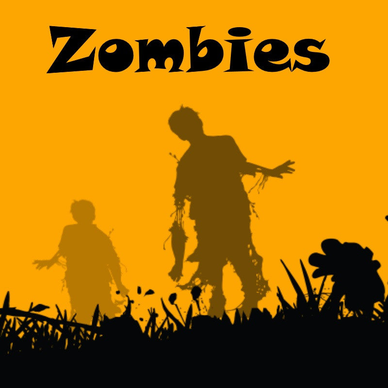 Zombies (Zombie Apocalypse) 100ml
