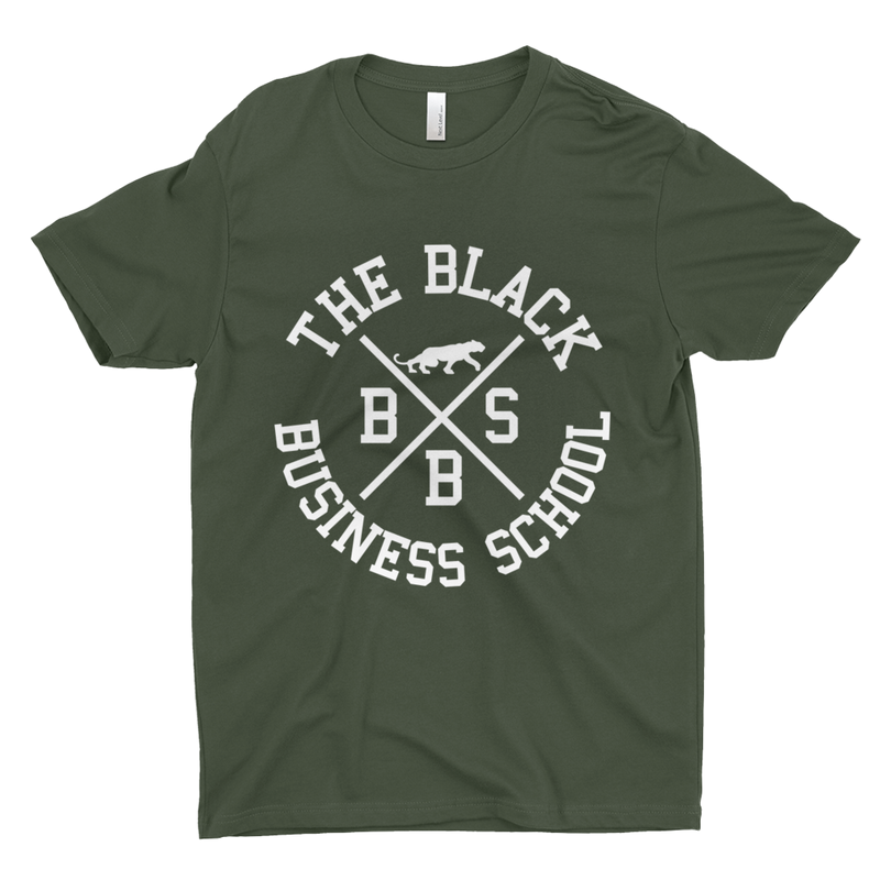 The Black Business School BBS T-Shirt