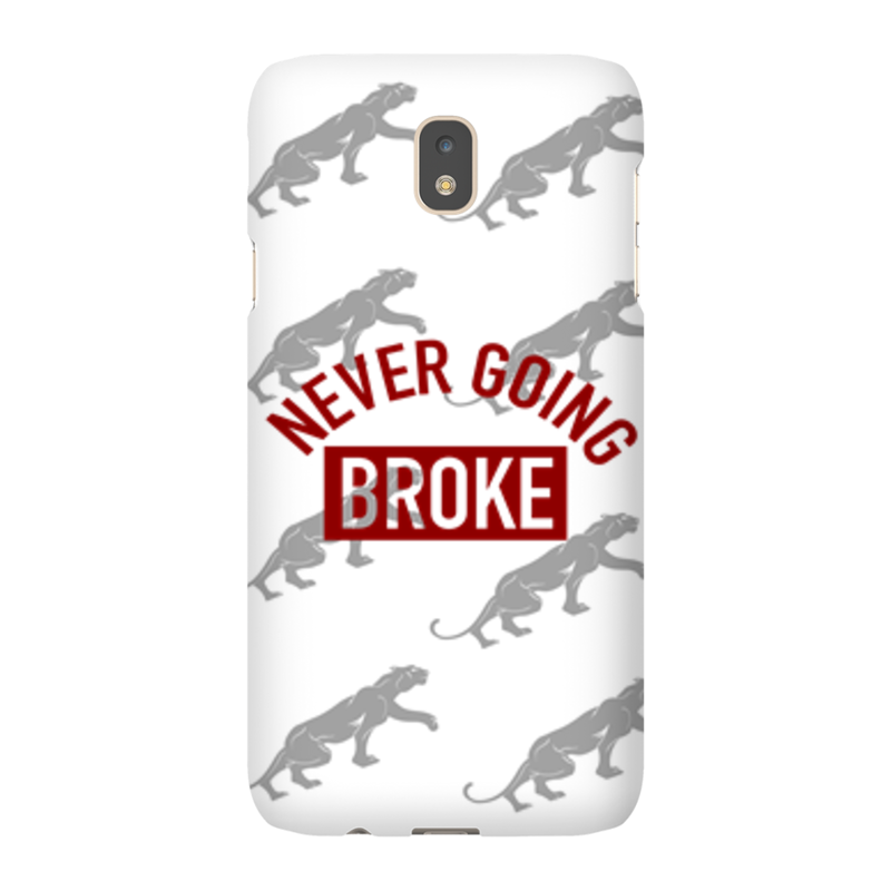 Never Going Broke Phone Case