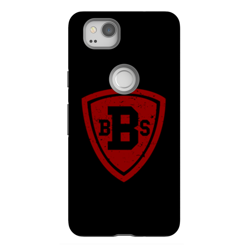 BBS Shield Phone Case