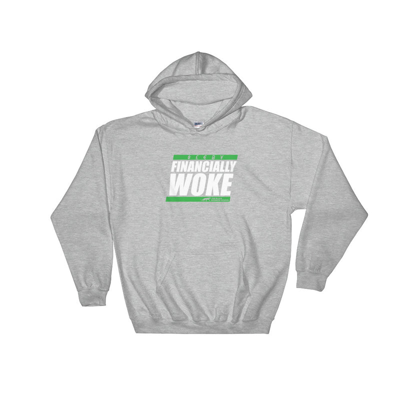 Financially Woke Hoodie