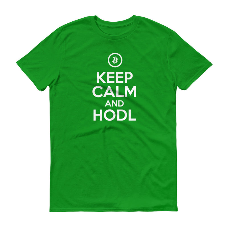 Keep Calm HODL Unisex T-Shirt