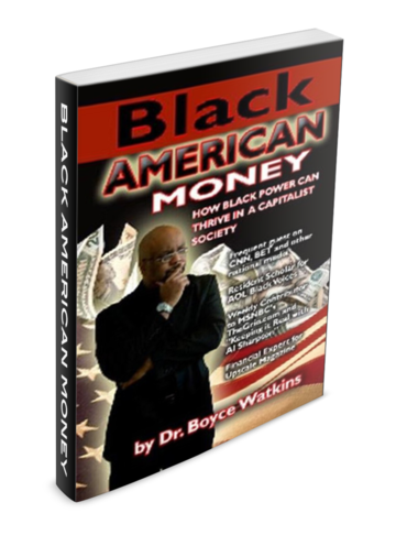Blueprint for Black Power + PowerNomics: The National Plan to Empower Black America + Black American Money