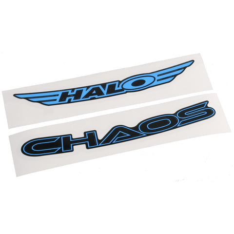 Chaos Rim Decals - blue