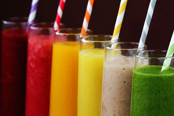 Smoothie Recipes using to help you gain weight fast
