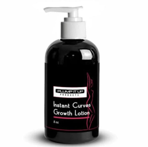 """Plump It Up"" INSTANT RESULTS Get Thick Bigger Breast, Butt, Thighs Lotion 8oz"