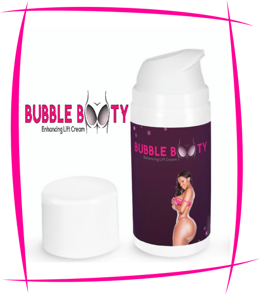 "Bubble Booty ""Butt Training"" Fat Plumping Cream for a Round Booty"