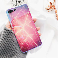 Cool Abstract Pattern Back Cover for iPhone