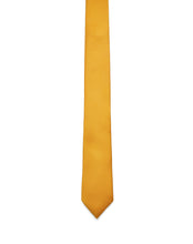 Silk Satin Tie Curry