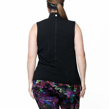 Load image into Gallery viewer, Carrie Print Zip Vest