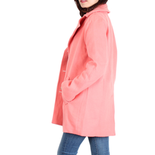 Load image into Gallery viewer, Urban Diction Coral Wool PPA Coat