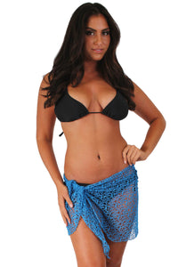 Crochet Sarong Short Length