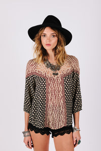 Red Rocks Tunic