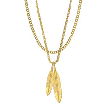 Load image into Gallery viewer, Mister Feather Necklace