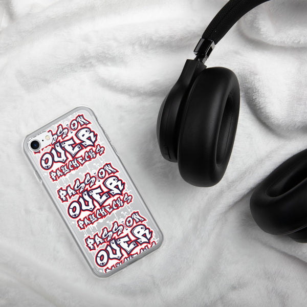 Passion Over Paychecks iPhone Case
