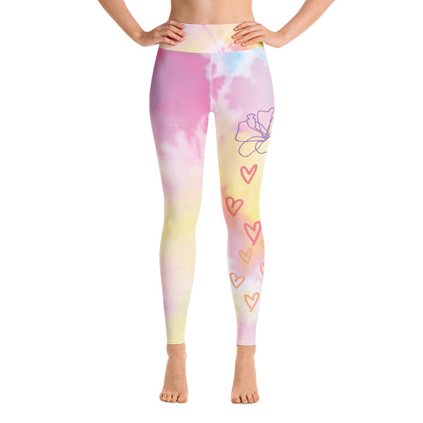 Soft colors Yoga Leggings