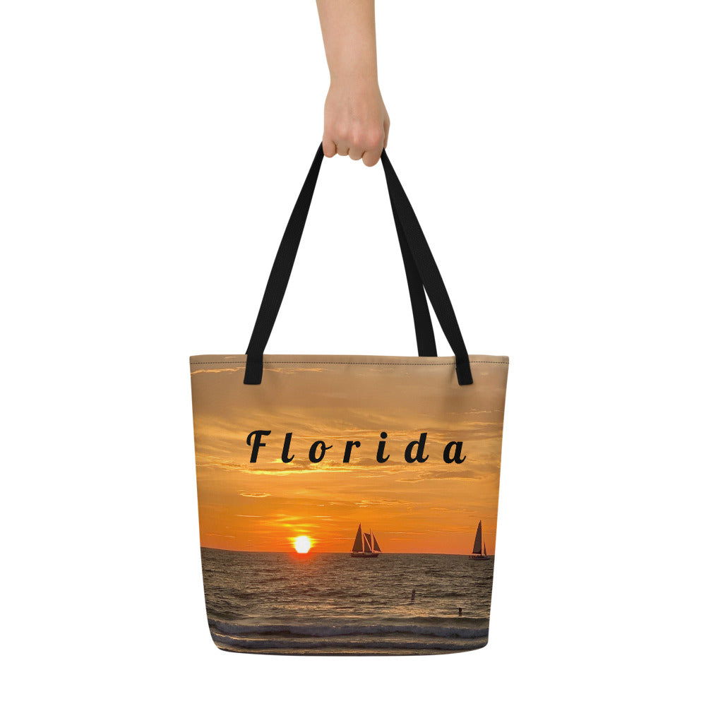 Florida Beach Bag