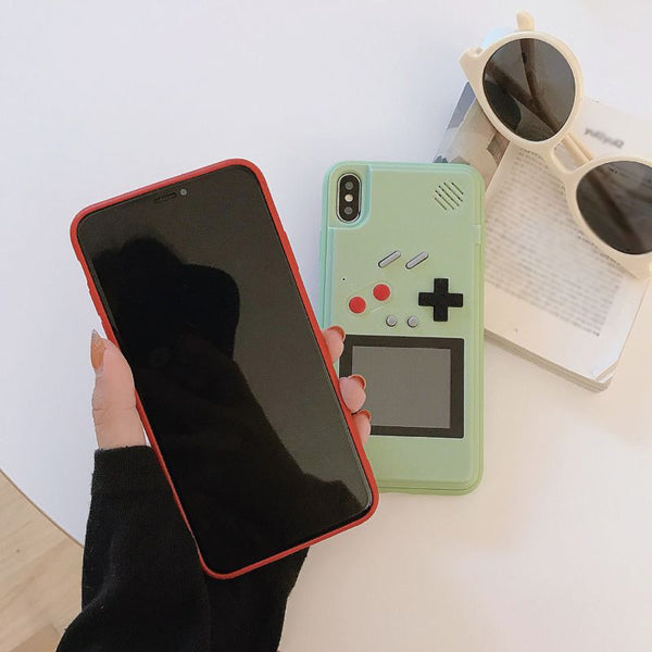 Game Soft Phone Case Cover IPhone X XR XS Max