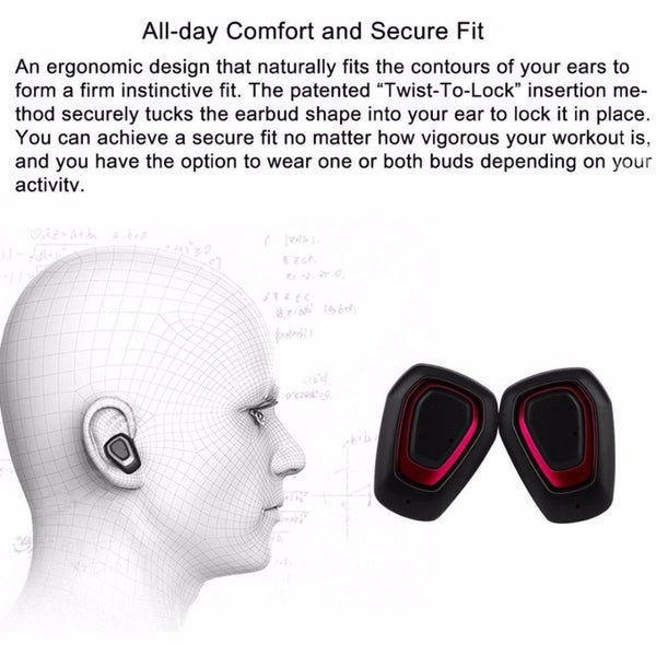 The New Revolutionary Earbuds
