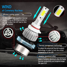C6 LED Car Headlight Bulbs