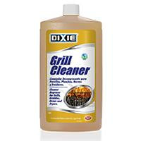 Grill Cleaner - Botella de 33.8 oz (1 Litro).