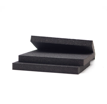 "Brillo Absorbente Super Duty 4-3/4"" x 4"", Paquete de 3, Dixie."