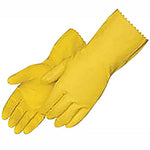 GUANTES DE LATEX PARA LIMPIEZA, PAR.   SMALL, MEDIUM, LARGE Y X-LARGE.