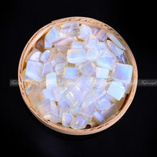 Energy Healers Only | Store of witchcraft & magic supply - White Opal Rocks with Polished Stones and Minerals - Mini