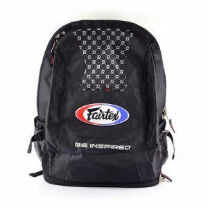 Fairtex BAG4 - Ryggsekk Sort