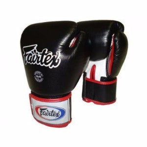 Fairtex BGV1 - Sort/Hvit/Rød