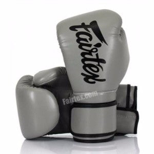 FairTex Boxing Gloves Grå