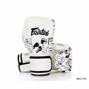 "FairTex Boxing Gloves ""Street Art Grafitti"""