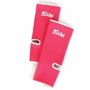 Fairtex AS1 - Ankelbind OneSize Rosa