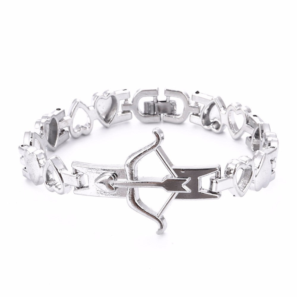 fullxfull moon crystal charm p bracelets bangle steel bracelet wing jewelry stainless pink il angel star bangles adjustable
