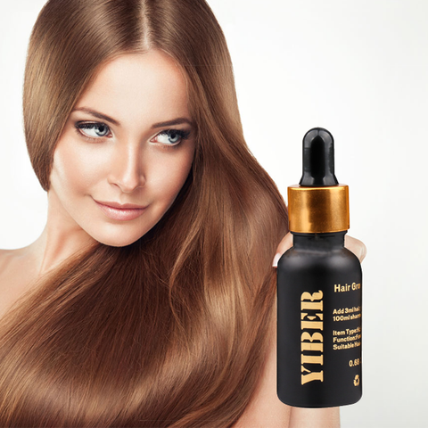 Natural Hair Growth Serum Essence