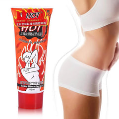 Extremely HOT Chili Slimming Gel